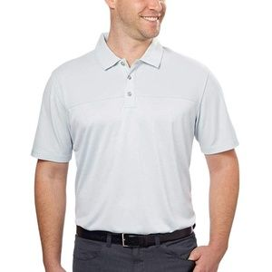 NWT Bolle Men's Short Sleeve Polo Shirt